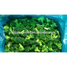 Свежая зеленая брокколи