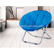 Leisure lazy butterfly creative single folding chair detachable sofa moon chairs armchair indoor funiture libing room chair