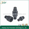 zhejiang qzb275-77 close type hydraulic quick coupling steel