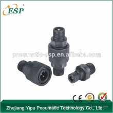 ESP QZB275-77 Close Type hydraulic mechanical coupling type breakaway quick release air couplings(Steel )