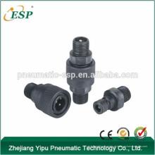Zhejiang qzb275-77 fechar tipo hidráulico de engate rápido de aço
