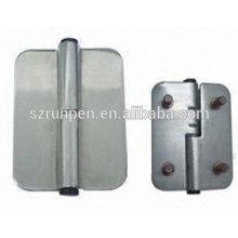 Charnière de porte d'armoire à poinçonner CNC