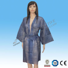 SPA PP Lux Kimono with Long Sleeves