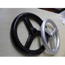 Hot! Professional Polished Handwheel Stainless Steel Casting