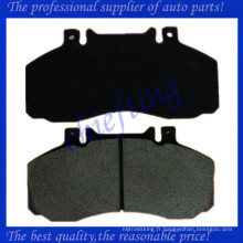 WVA29835 MDP5481 GDB481 GDB5050 FCV501 6694201520 6694200020 6694200120 0024206220 pour optare plaquette de frein de camion