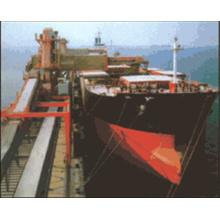 Correa de sellado de transportadores para la industria portuaria