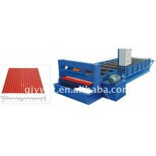 QJ 13-65-850 maquinaria automática da telha de telhado