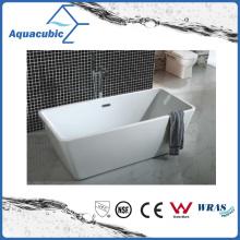 Bañera independiente de acrílico de alta calidad (AB6910)
