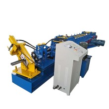Hydraulic C Section Steel Purlin Forming Machine