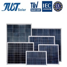 TUV Certified 65W Poly Panel Solar Fabricante
