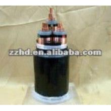 câble de gaine de pvc câble isolé xlpe sta type de câble de masse blindé