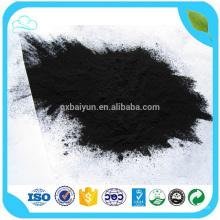 Traitement actionné par huile de carbone de décolorant de poudre de coquille de noix de bois