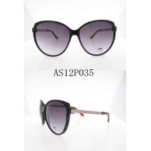 Дешевые дизайнерские товары высокого качества Модные женские солнцезащитные очки As12p035