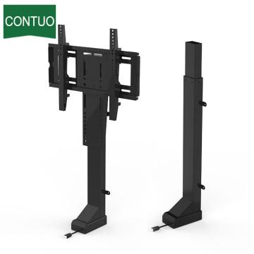 TV Lift Hauteur Ajustement TV Stand Télécommande