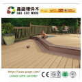 High Quality Outdoor Wood Grain WPC Fence