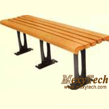 Wood Composite Street Bench 1500X430X400mm (113X)