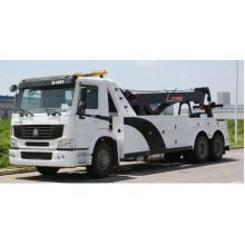 Camión de remolque a estrenar del camión de auxilio de camino del camión de la emergencia de China HOWO