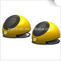 Jugador caliente del regalo de la venta caliente de Yaerman, altavoz portable mini