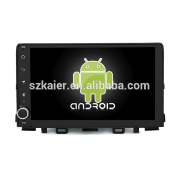 Oktakern! Android 8.1 Auto-DVD für RIO 2018 mit 9-Zoll-Kapazitiven Bildschirm / GPS / Spiegel Link / DVR / TPMS / OBD2 / WIFI / 4G