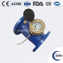 XDO BWM1-80-200 großkalibrige landwirtschaftliche geflanschten Woltman Wasserzähler