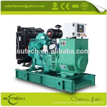 Factory price 35Kva diesel generator set, powered by 4BT3.9-G1/2 engine