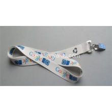 Hot Selling Cheap Polyester Custom Lanyard
