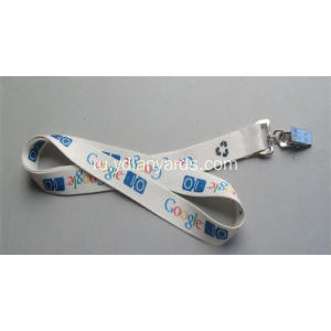 Hot Selling Cheap Polyester Customized Lanyard