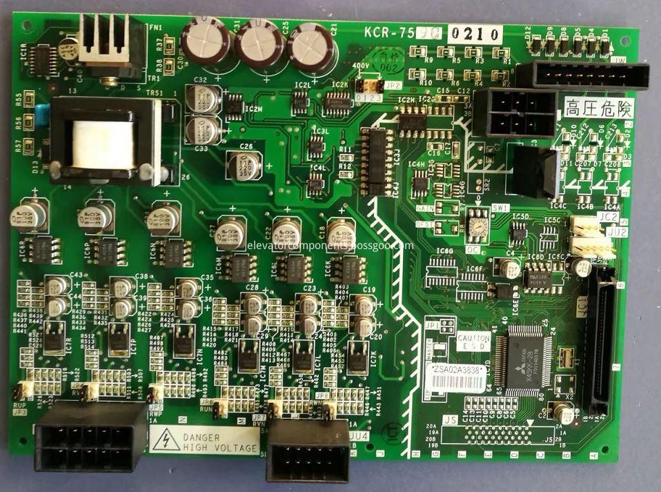 Driving Board KCR-759C for Mitsubishi GPS-3 Elevator Control Panel