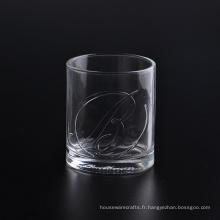 200 ml 300 ml 400 ml de verre à whisky de forme ovale