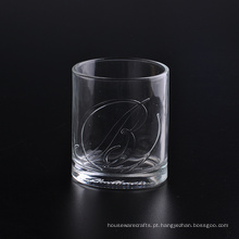 200ml 300ml 400ml Oval Shape Whiskey Glass