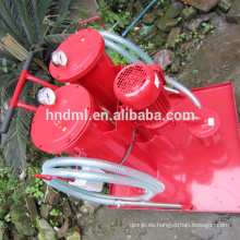 China fabrica el purificador del filtro 30L / purificador clasificado mínimo de la filtración del aceite del flujo