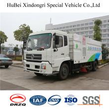 7cbm Dongfeng 16t Carretera Camión Lavado Euro4