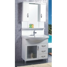 MDF/PVC Bathroom Cabinet Furniture (C-6306)