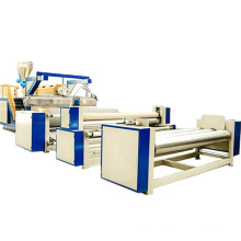 Linha de produção de papel de pedra