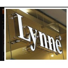 Manufacture of High Quality Acrylic LED Letters Advertising Signs
