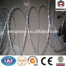 Râtelier Concertina Barbed Wire