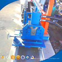 Máquina de marco de acero de calibre ligero de chapa de acero galvanizado de alta precisión