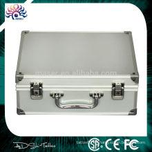 Aluminium-Koffer-Make-up-Kit für Tattoo-Werkzeuge