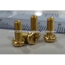 Brass screw, Fastener, Metal Rivet Pin & cold forging part