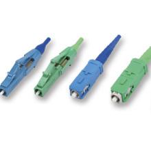 Connecteur fibre optique SC / LC de haute qualité