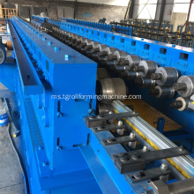 Panel sisi peti sejuk Roll Forming Machine