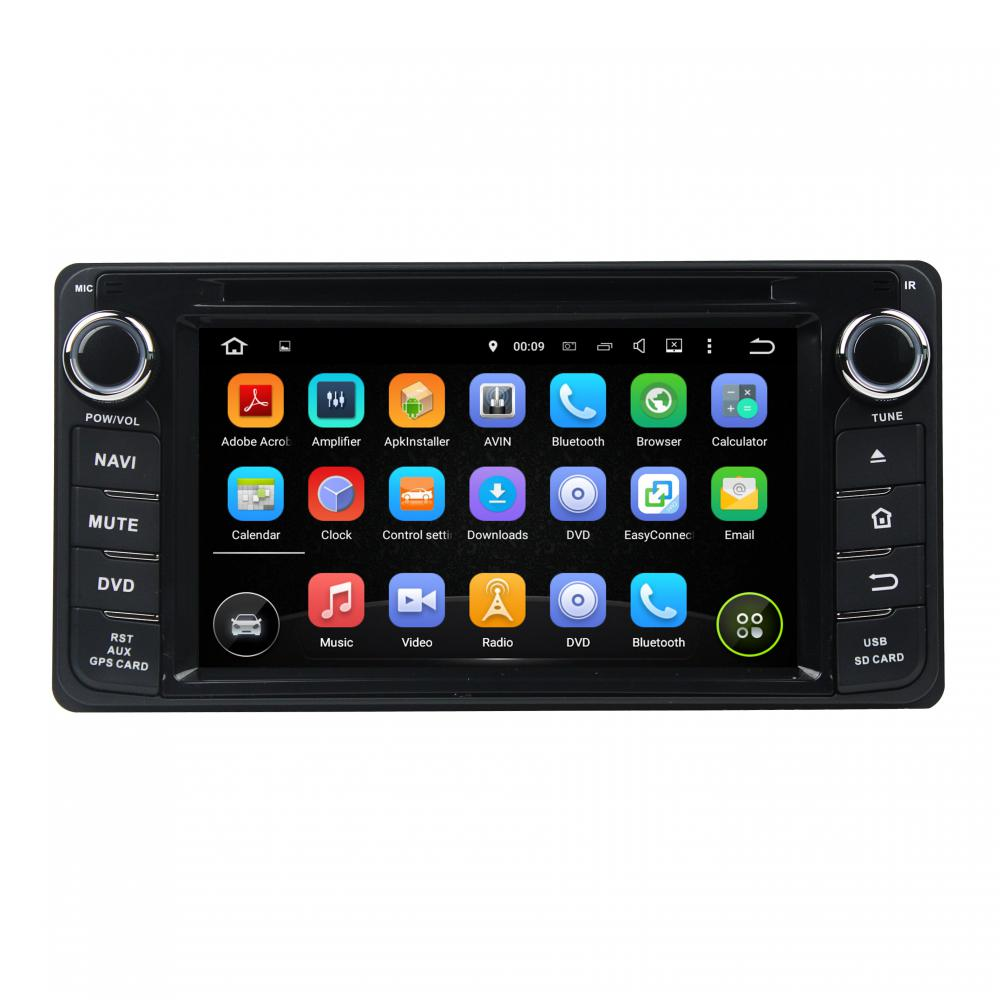 Caméra Android Universal dvd player