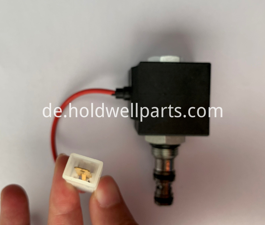 Case valve 100739A1 139307A1 solenoid for Tractor