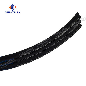 Flexible Fraid Braid Compressor Rubber Air Hose 8mm