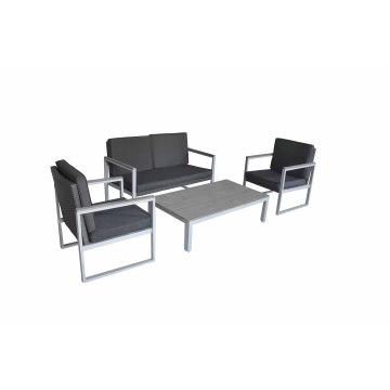 Patio Garden Outdoor Wicker Furniture Lounge Rattan Sofa Set
