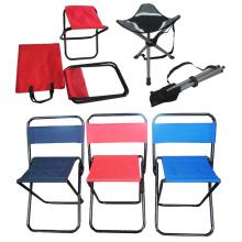 Cadeira de acampamento dobrável, cadeira de acampamento ao ar livre, fezes de pesca (SP-104)