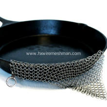 Chain Mail Pot Scrubber
