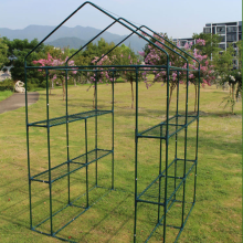 Hot sale good quality for Greenhouse Film MINI Garden GREENHOUSE Balcony Greenhouse WITH PE COVER export to Chad Exporter