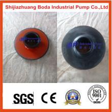 Piezas elastómero resistente a la corrosión Piezas de goma Pieza de la bomba de lodo