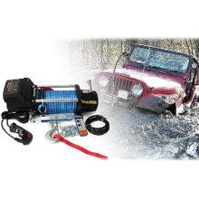 CE aprovado 13000LB ATV guincho elétrico com capacidade de puxar 13000lb